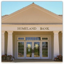 Homeland Bank - Jena